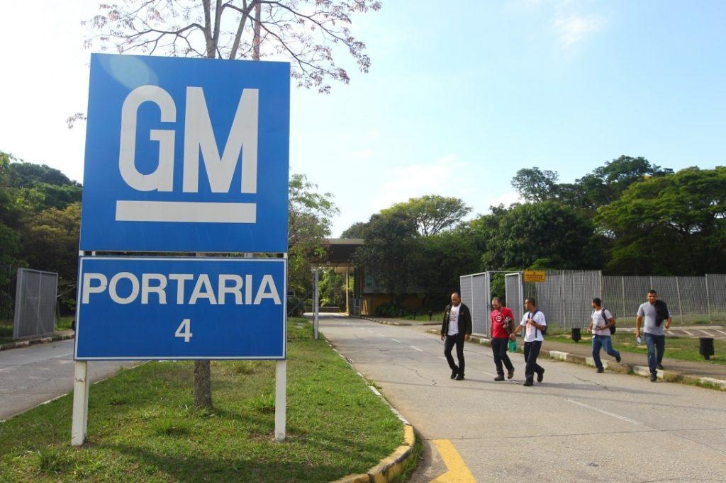 GM anuncia férias coletivas em São José dos Campos