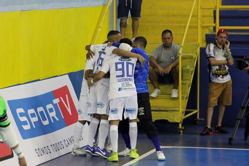 São José Futsal recebe Corinthians pelo Campeonato Paulista