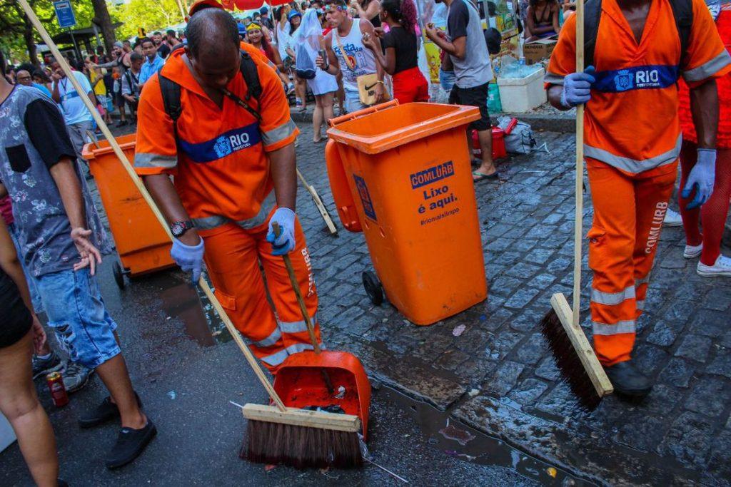 Garis iniciam greve no Rio