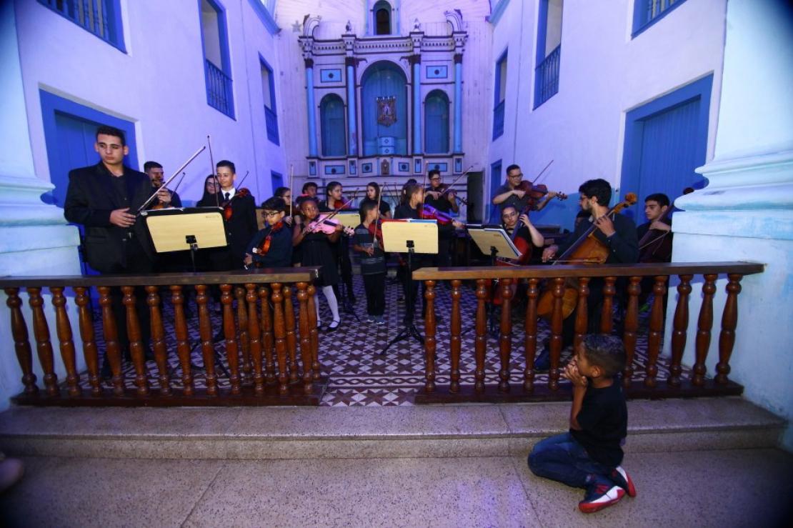 69 vagas para aulas de música para crianças e adolescentes em São José