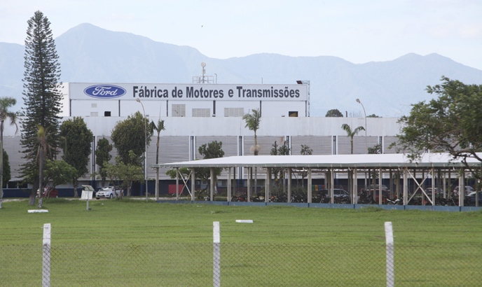 Ford irá demitir trabalhadores em Taubaté