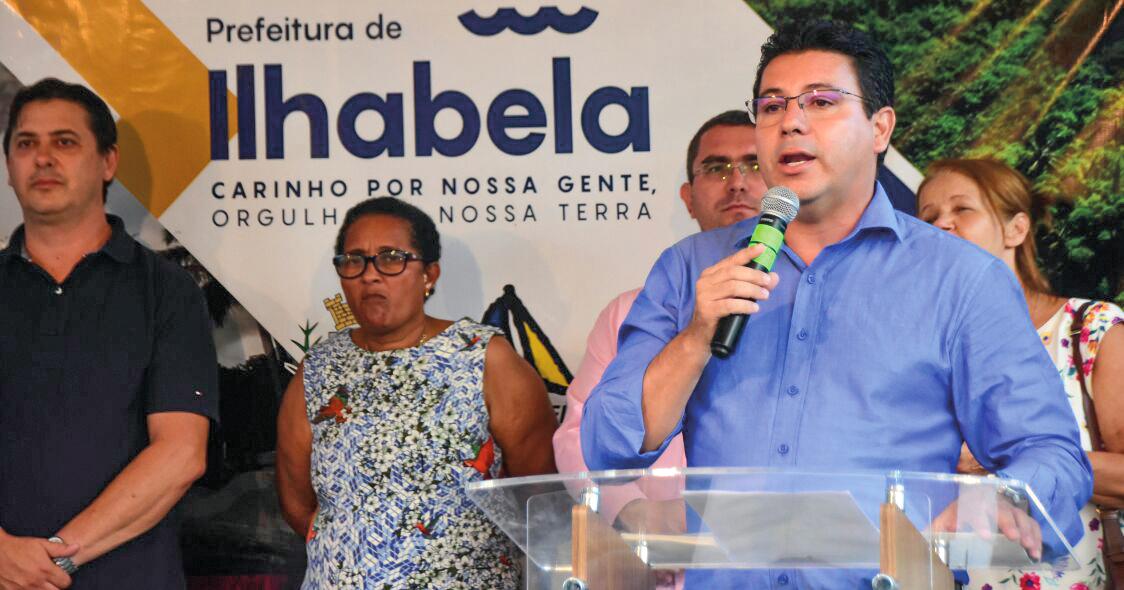 Polícia Federal afasta prefeito de Ilhabela em operação contra corrupção