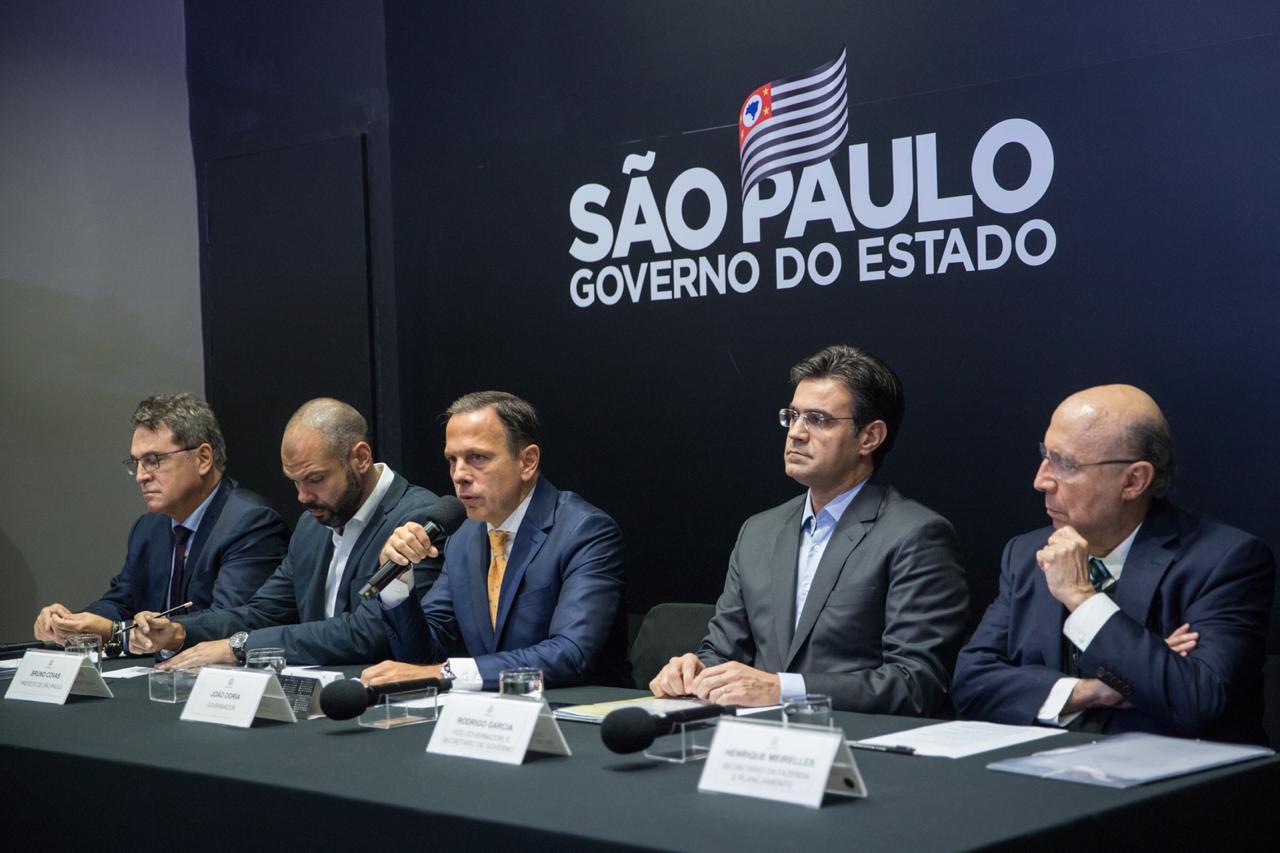 João Dória garante que GP Brasil ficará em SP