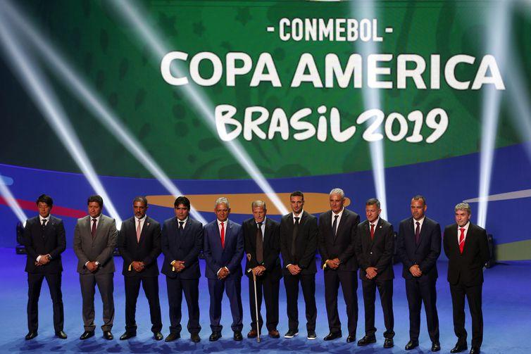 Torcedores violentos não entrarão no Brasil durante a Copa América segundo governo
