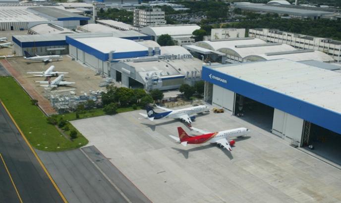 Inscrições para Programa de Estágio da Embraer vão até dia 31 de maio