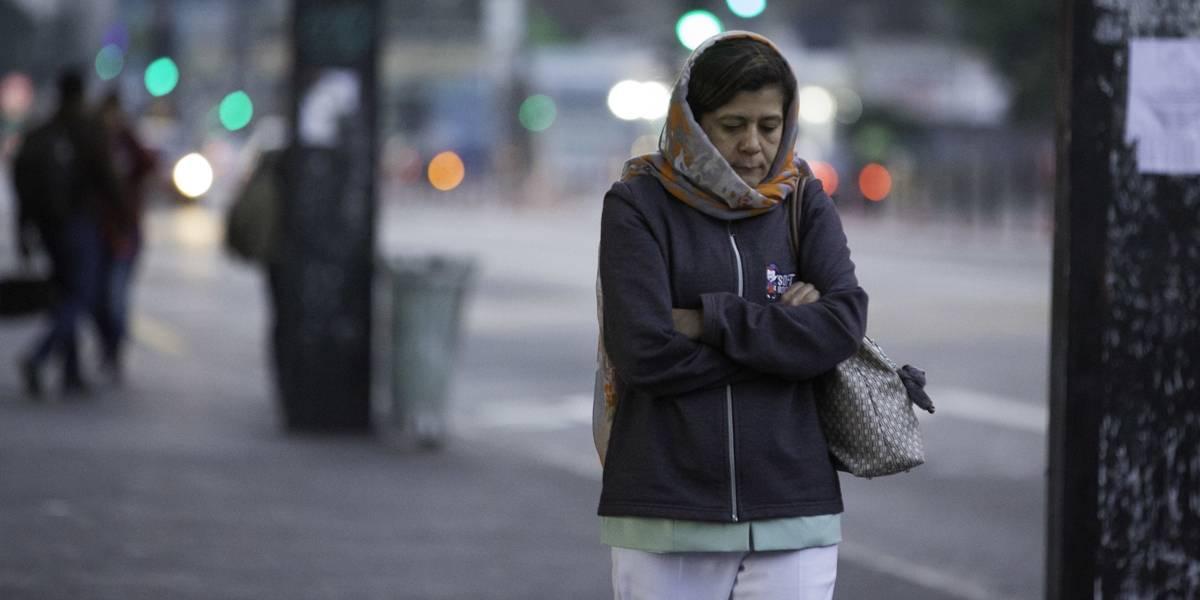 São Paulo tem a menor temperatura do ano: 15 graus