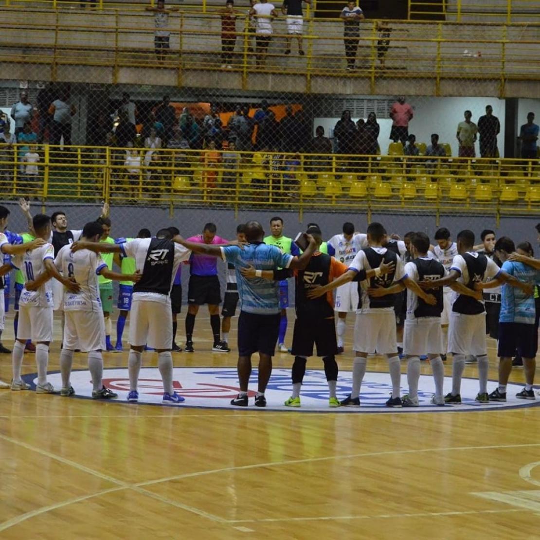 Árbitro morre após passar mal no jogo do Taubaté Futsal