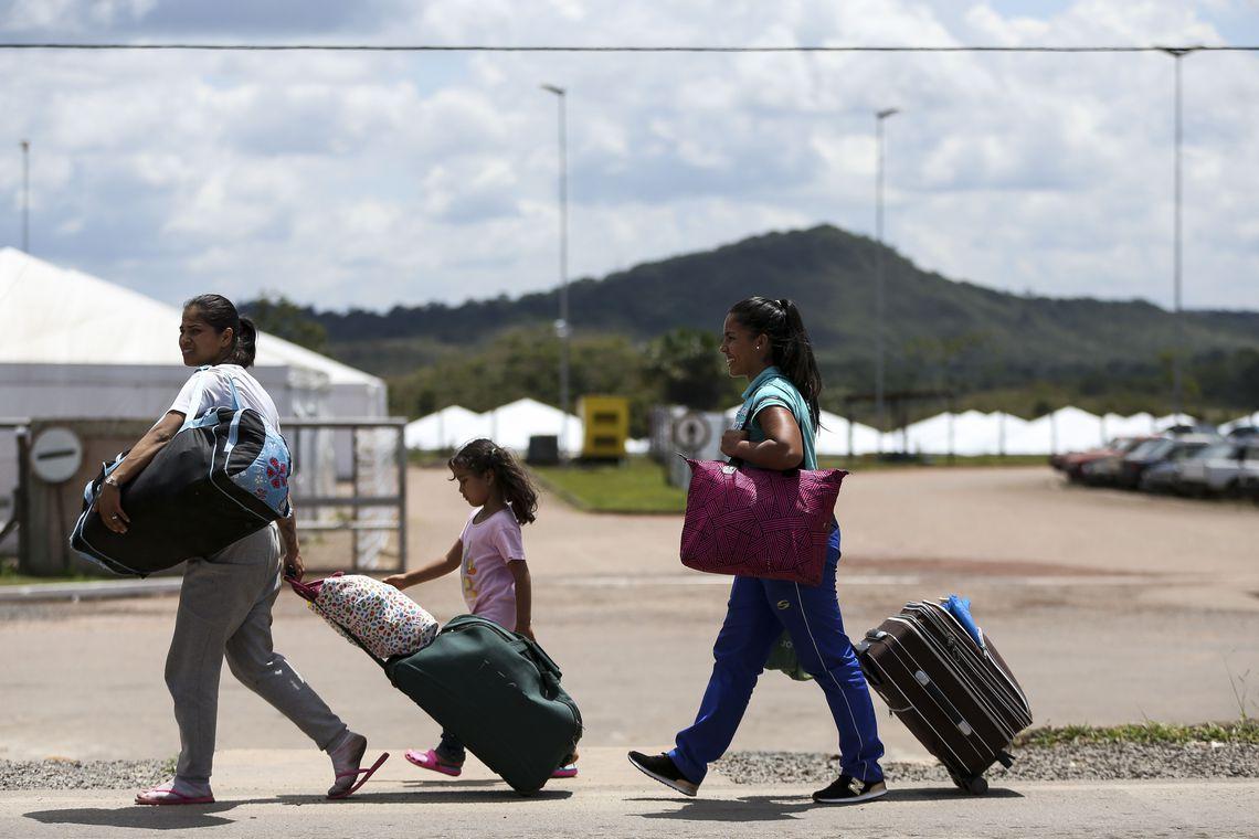 Crescem pedidos de refúgio de venezuelanos na União Européia